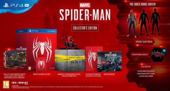 Collector-spiderman-ps4