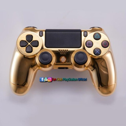 THE LUX DUALSHOCK 4 CLASSIC
