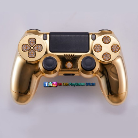 THE LUX DUALSHOCK 4 DELUXE