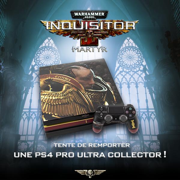 PlayStation 4 Pro Warhammer