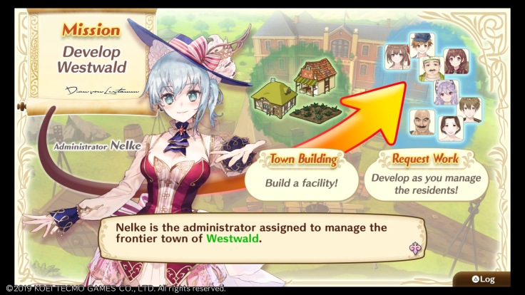 Nelke & the Legendary Alchemists ~Ateliers of the New World~_20190325200729