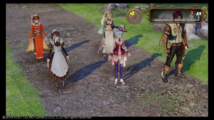 Nelke & the Legendary Alchemists ~Ateliers of the New World~_20190327042137