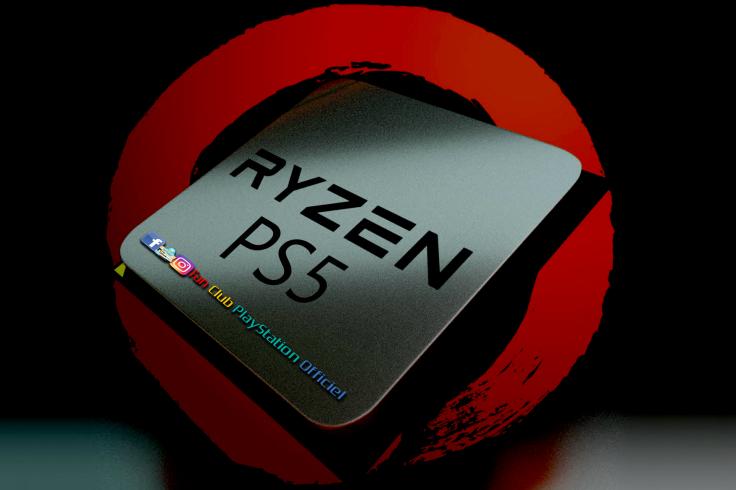 AMD RYZEN PS5