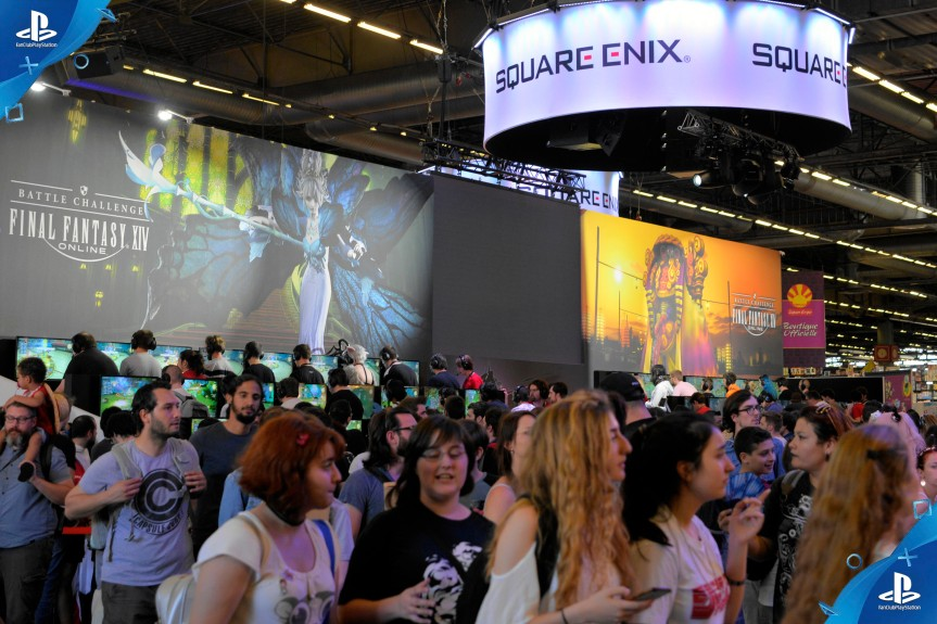 SQUARE-ENIX-STAND-JAPAN-EXPO-2019