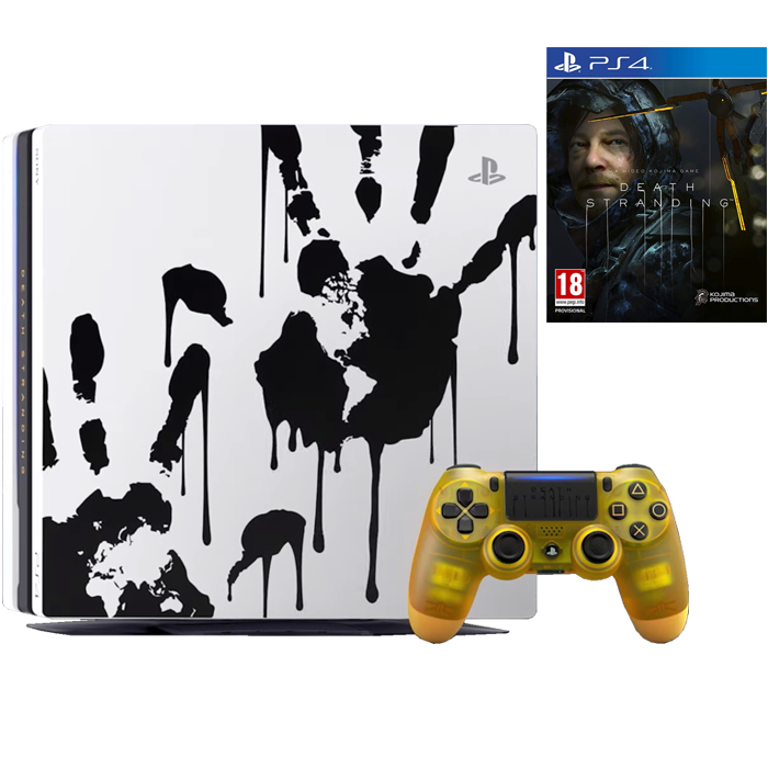 PS4-PRO-COLLECTOR-DEATh STRANDING