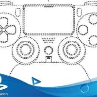 Un petit bout de manette PS5...