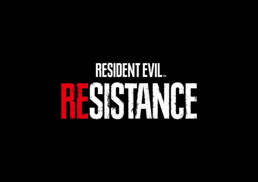 RE Resistance Logo Black