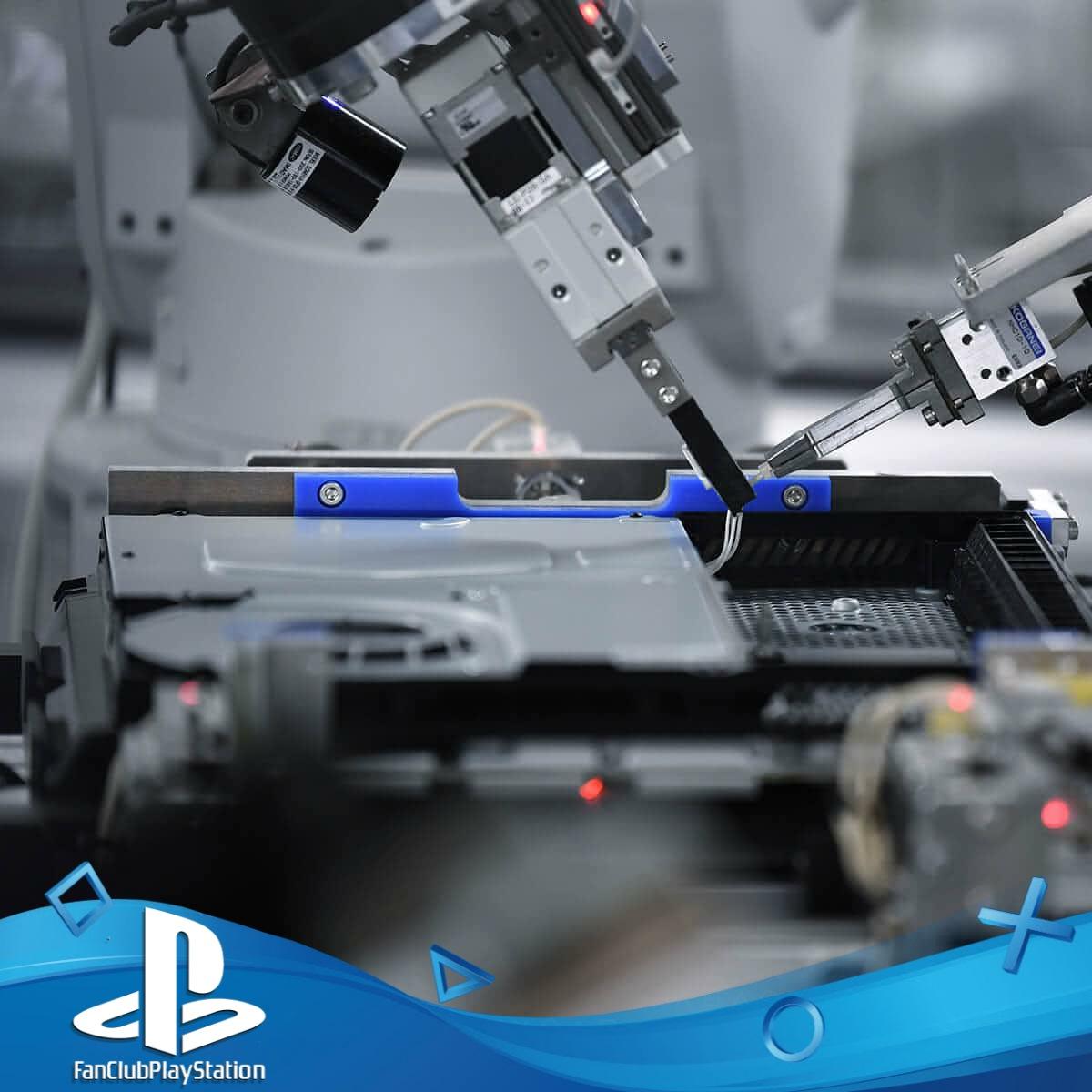 11 PS4 Robots et connecteur
