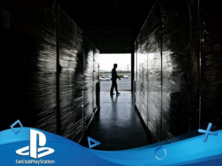 17 PS4 Logistique