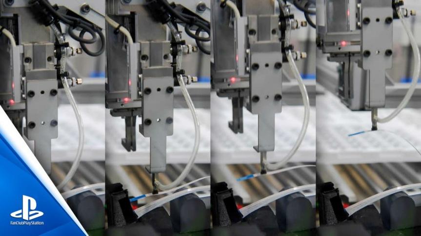 9 PS4 Montage d'un flex