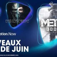 Les petits nouveaux du Playstation Now du mois de juin.