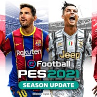 PES 2021- eFootball Season Update: Le Data pack 2.0 est désormais disponible!