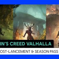 Assassin's Creed Valhalla:DLC et contenus post-lancement dévoilé